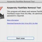 Kaspersky lanza herramienta gratuita para detectar y remover el troyano Flashback