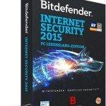 Bitdefender Internet Security 2015. Licencia Gratis por 9 Meses