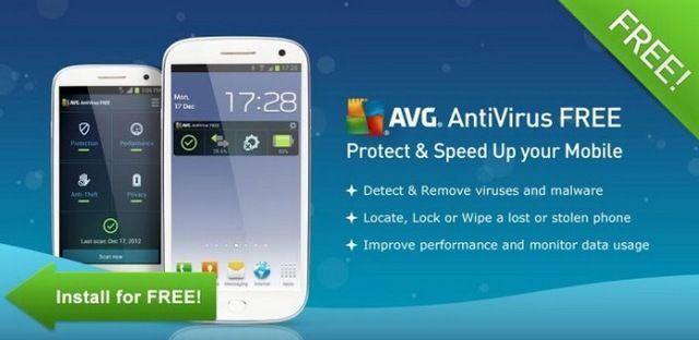 AVG Antivirus Free para Android. Reseña completa en PlusAntivirus